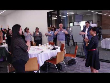 Leaders Learn Together at Immigrant Engagement and Integration Multi-Sector Convening