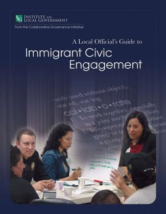 Image of A Local Official's Guide to Immigrant Civic Engagement
