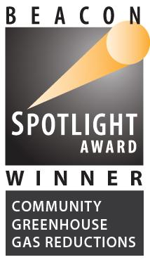 Image of Spotlight Award Winners for Community Greenhouse Gas Reductions