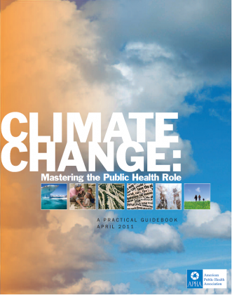 Image of Climate Change: Mastering the Public Health Role