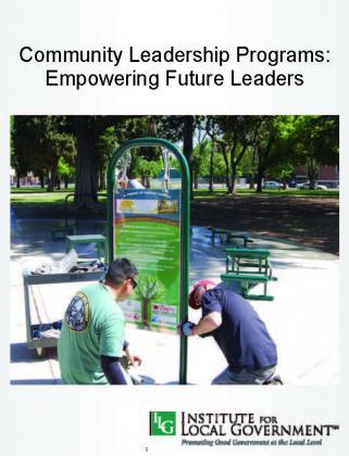 Image of Community Leadership Programs: Empowering Future Leaders