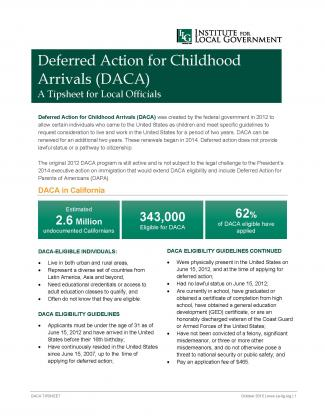 Image of Deferred Action for Childhood Arrivals (DACA)