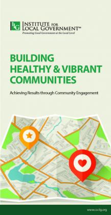 Image of Building Healthy and Vibrant Communities: