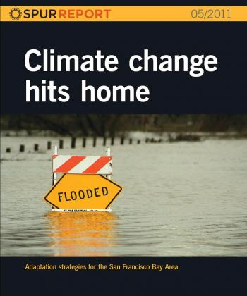 Image of SPUR Report: Climate Change Adaptation Strategies for the Bay Area
