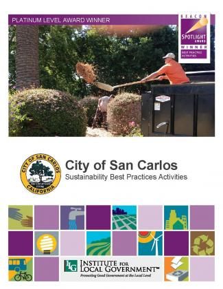 Image of City of San Carlos Best Practice Activities
