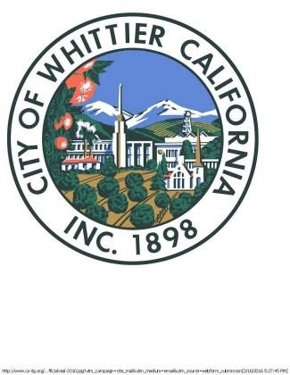 Image of City of Whittier
