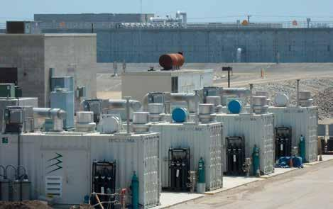 Tulare Fuels Its Waste Water Treatment Plant With BioGas
