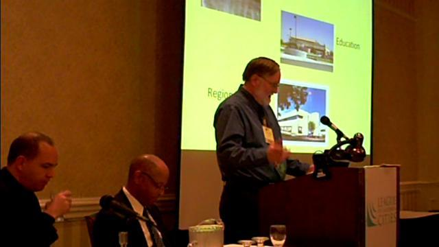 Involving the Public in Planning Healthy Communities – 2011 League Planners Institute