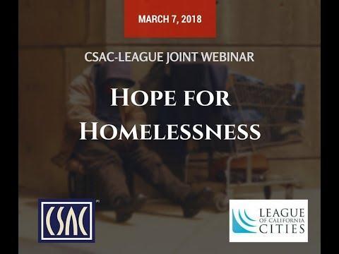 Hope for Homelessness