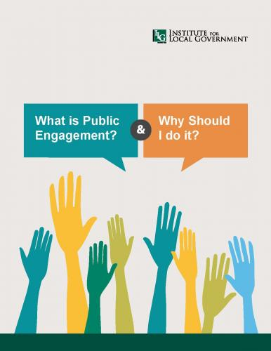 Image of What Is Public Engagement and Why Do It?