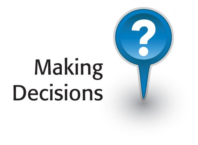 Image of Making Decisions