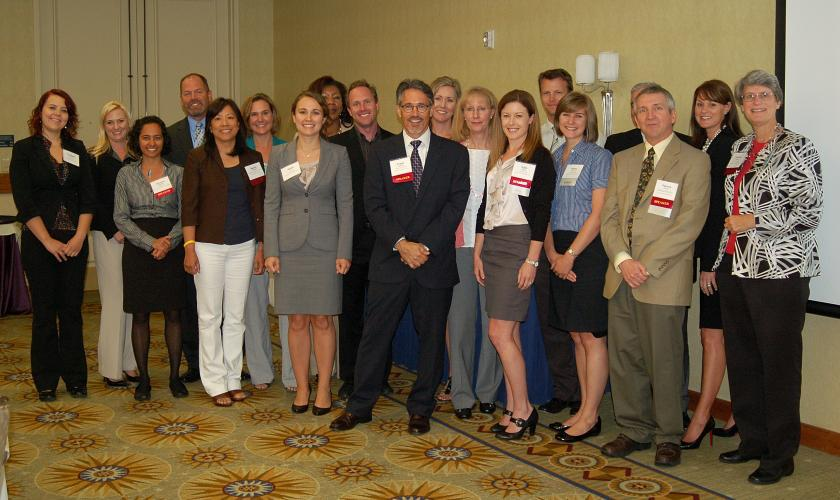 SEEC Partners celebrate their accomplishments at the 2012 Statewide Energy Efficiency Best Practices Forum