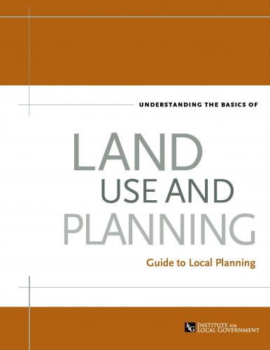 Image of Understanding the Basics of Land Use and Planning Series