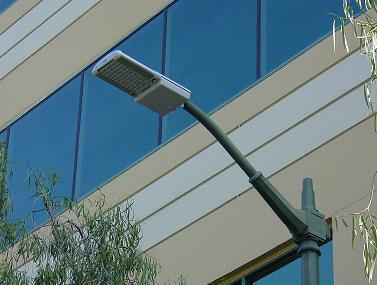 Image of LED Streetlights in Palo Alto