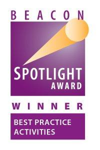 Image of Spotlight Award Winners for Best Practice Activities