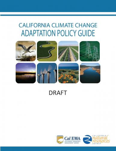 Image of Climate Adaptation Planning Tools for California Local Governments