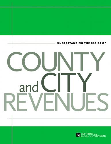 Image of Understanding the Basics of County and City Revenues