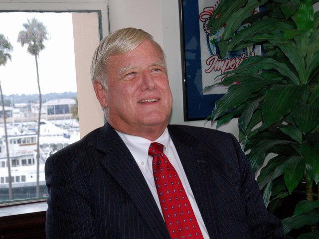 ILG and San Diego County Supervisor Greg Cox