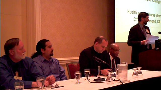 Involving the Public in Planning Healthy Communities (Video) – Planners Institute 2011