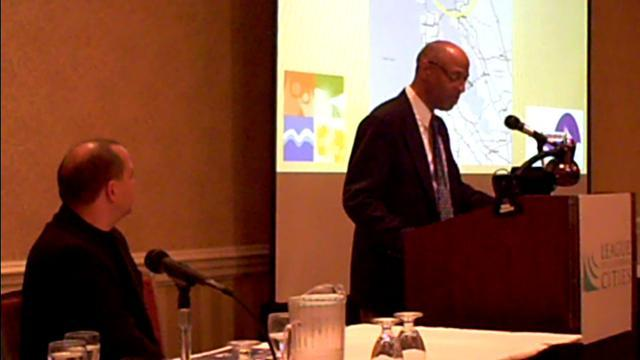 Richard Mitchell (City of Richmond) Presentation – Involving the Public in Planning Healthy Communities Session at Planners Institute 2011