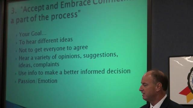 Public Engagement Local Official's Corner – Tim Snellings, Butte County Development Services Director