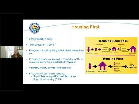 Housing Strategies to Help Address the Homelessness Crisis