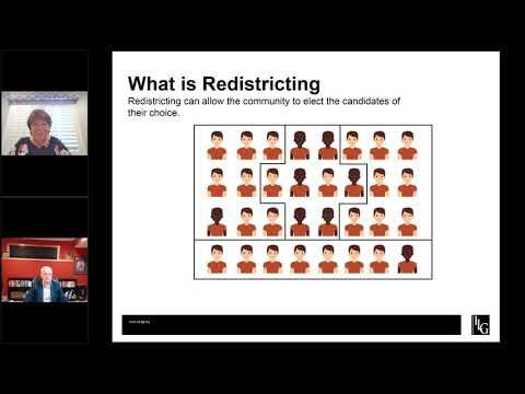 Redistricting 101: What Cities Need to Know