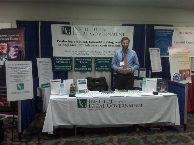 ILG at the CSAC 115th Annual Meeting