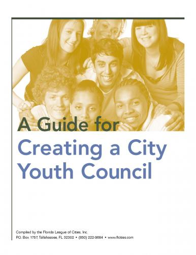 A Guide to Creating a City Youth Council