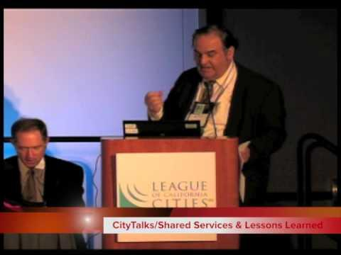 City of San Carlos – Shared Services Strategy